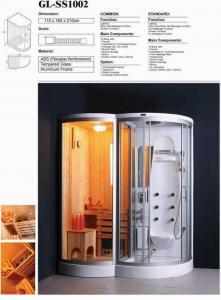 China Sauna Shower Room (GL-SS1002) on sale
