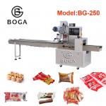 Food packing machine price bread buns cookies candy flow packing machine