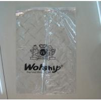 custom CMYK color LDPE luxury ziplock plastic bag with all kinds of size