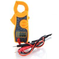 LCD Digital Multimeter Voltmeter Ammeter DC AC Voltage Diode Freguency Multitester