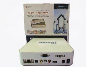 China A15 satellite receiver internet tv set top box on sale