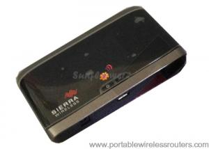 China Sierra 763S Aircard 4G LTE Portable Mifi Router , Sierra Mobile Hotspot 100Mbps on sale
