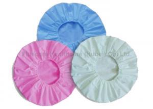 China Single Use Disposable Wash Gloves Hospital Shampoo Waterless Hair Wash Caps on sale
