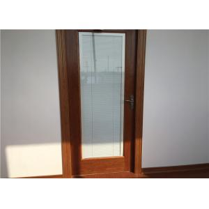 China Aluminum Decorative Window Blinds ,  Internal Tempered Glass Window Blinds on sale