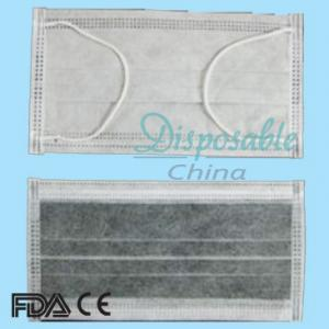 China Dental Clinic Disposable Face Mask / Earloop Face Masks on sale
