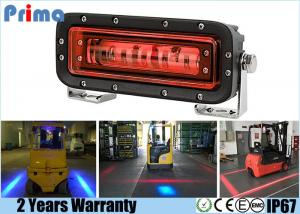 China Red Zone Forklift Danger Zone Warning Light,Forklift Halo Light, Side-Mount Pedestrian Safety light on sale