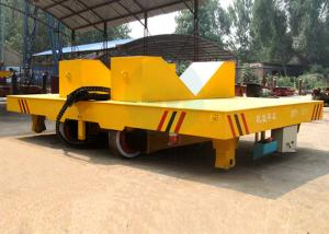 China 1-300t customized on-rail aluminum coil transfer car manufacturer on sale