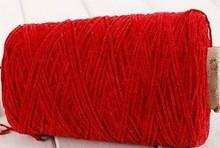 China 4nm 100%acrylic chenille fancy yarn dyed on cone or hank for hand knitting scarf on sale