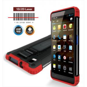 China iOT rugged industrial RFID reader tablet PC with 7200mah battery on sale