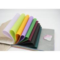 Customized Microfiber Eyeglasses Non Woven Cleaning Cloths Super Soft 15*15cm White