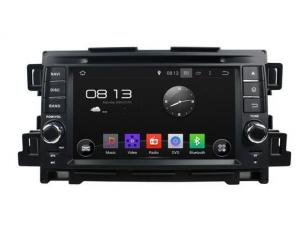 China Touch Screen Android 5.1.1 Mazda DVD Player 2012 2013 Mazda CX 5 GPS Navigation System on sale