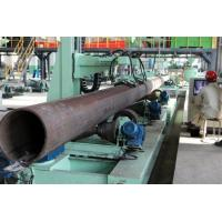 API 2B Certified LSAW/Welded Carbon Steel Pipes used in pile structures