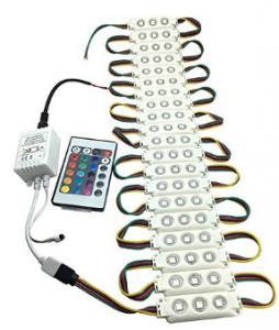 China 68 * 20 * 5mm 5730 Smd Rgb Led Module , 3M Adhesive 12v Led Light Modules on sale