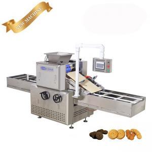 China Biscuit Making Machine Biscuit Horizontal Laminator LS Inverter Width 620mm on sale