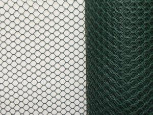China Galvanized Hexagonal Wire Mesh Chicken Wire Mesh Twill Weave For Farm Fence on sale