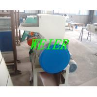 Plastic Crusher Machine Plastic Auxiliary Equipment For Recycling , 3 Groups 380V 50HZ