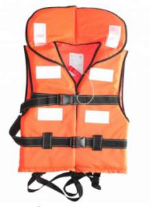 China Orange Color Protective PPE Safety Equipment With Life Saving Jacket XS - 5XL Size on sale