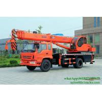 Custermizing Forland 12 tons truck crane- sale price  WhatsApp:8615271357675