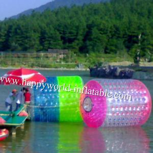 China Lake water roller ball price , Inflatable Roller, Inflatable Water Roller on sale