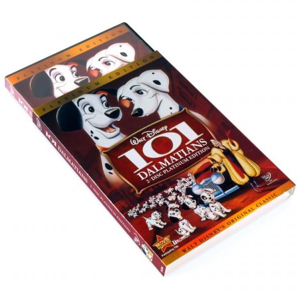101 Dalmatians 2D9 - wholesale disney dvd movie Images