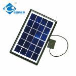 Home Industrial transparent solar panel ZW-2.5W trina solar panel Chinese PET Laminated Solar Panel