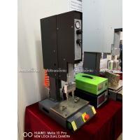 China Multi Heads 35Khz Plastic Welder Ultrasonic Plastic Welding Machine for Electric / Plastic Cover on sale