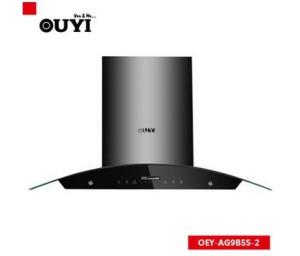 China OUYI 5 Speeds Switch Control Cooker Hood, Charcoal Filter Cooker Hood on sale