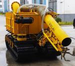 Подводный Дредге РОВ ВВЛ-ЛД600-4000 минирования всасывающего фильтра для подводного всасывания минирования