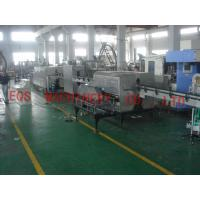 China Old Wine Bottle Washer Machine / SUS 304 Fully Auto Label Removing Machine on sale
