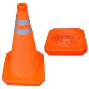 China Retractable Traffic Cone against Wind on sale
