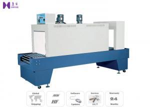 China máquina do túnel do psiquiatra do calor do pacote do filme do PE 50HZ com o tubo infravermelho do calefator de quartzo on sale