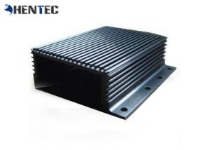 China Customized Aluminum Extrusions For Electronics Aluminum Shell / Aluminium Shell on sale