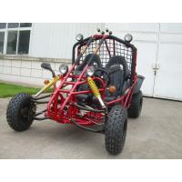 Gas Powered CVT 4 Wheeler Kandi Go Kart , Adults Racing Dune Buggy