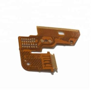 China Rigid - Flex PCB Polyimide Flexible Led Circuit Board 0.2mm Thickness ROhs Approval on sale