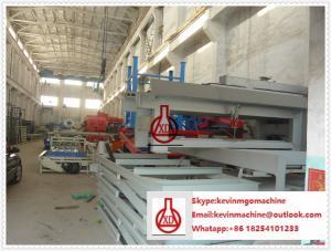 China Lightweight Wall Panel Machine, High Density Fiber Cement Board ColdRollFormingMachine on sale