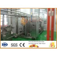 China SUS304 Fruit Juice Production Line / Wolfberry Juice Processing Line on sale