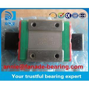 China Rail de guide linéaire de la longueur 1mm de guide roulement à billes HIWIN de HGH20CAC HIWIN 4000 linéaires pour la machine de commande numérique par ordinateur on sale