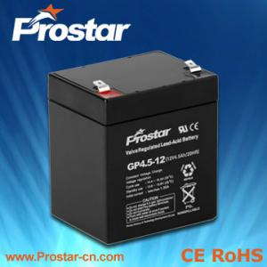 China Prostar AGM battery 12v 4.5ah on sale