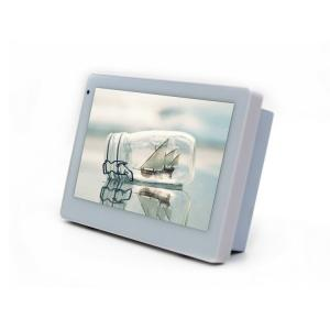 China White Color Wall Tablet display with wifi LED App devices control For Home Automation on sale
