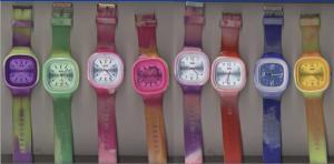 China Kids Jelly Watch Fashion Watch on sale
