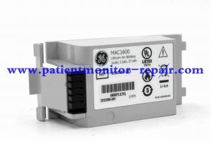China New And Original Medical Equipment Batteries REF2032095-001 For GE MAC1600 ECG monitor on sale