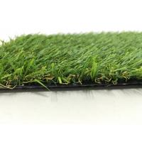 China Diamond Monofil PE + Curled PP DIY Artificial Grass Garden 20mm 10000Dtex on sale