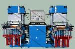 Limpe a máquina de borracha da imprensa de molde, imprensa de borracha do vácuo 4RT, imprensa de molde 200T de borracha