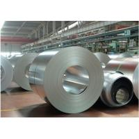 China Z80 Air Conditioner Used Galvanized Steel Coil With Minimized Spangle DX52D Grade on sale