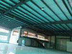 Epoxy Coating Floor Prefab Steel Structure Workshop With Inside Office Buildings