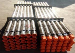 China API 2 3/8 Reg 76mm DTH Drill Pipe For DTH Drilling Rig on sale