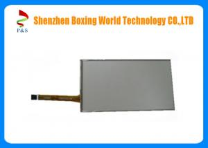 China FPC 5 Wire Resistive Touch Panel 2.1 Mm Thickness 3H Surface Hardness on sale
