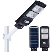 China CE Approved 60w Solar Street Light With Motion Sensor on sale