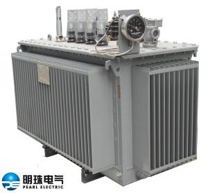 Anti Lightning Impulse Oil Immersed Distribution Transformer