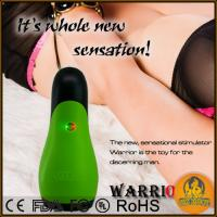 China 12 speech changeable Vibrating Masturbator Tight Wave Beads Massager.automatic sex machine on sale